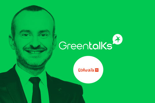 Interview GreenTalks Ushuaïa TV